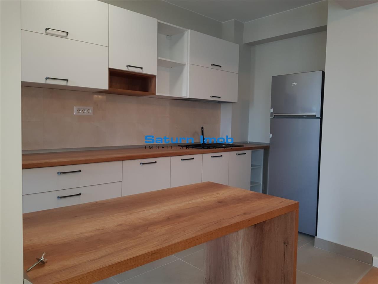 Apartament 3 camere nou si spatios langa metrou Sisesti-Baneasa