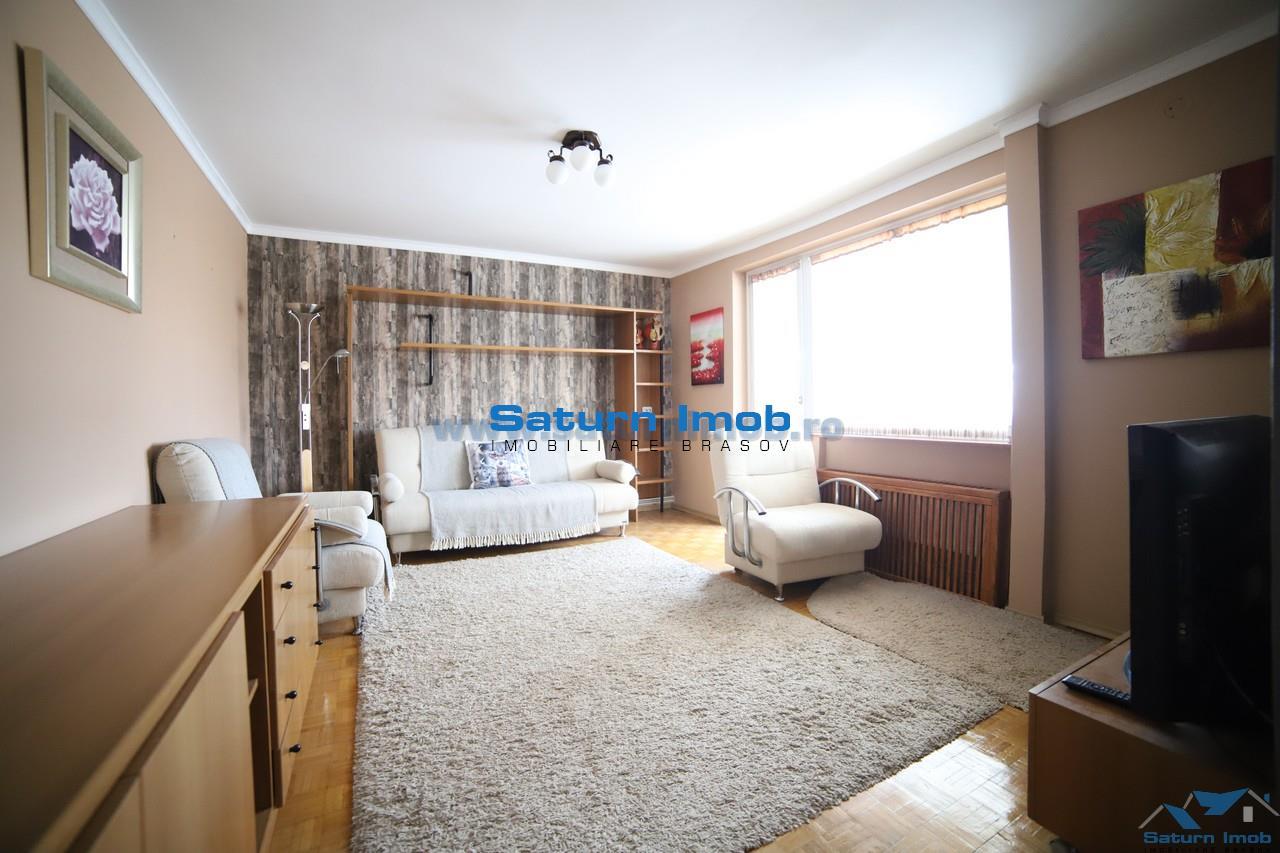 Vanzare apartament 4 camere decomandat mobilat utilat zona Astra