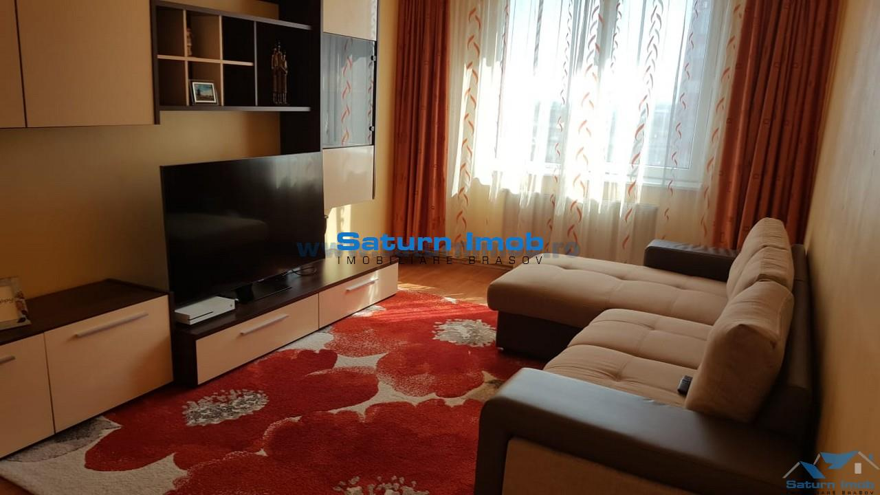 Vanzare apartament 3 camere  decomandat partial mobilat Zona Gemenii