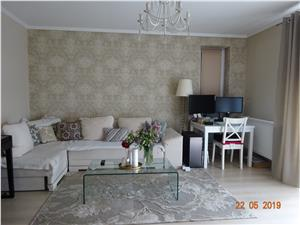Vanzare apatament 2 camere + birou complet mobilat  zona Avantgarden 3