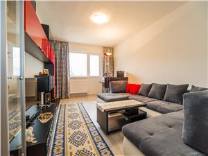 Vanzarea apartament 2 camere, decomandat, Sfantu Gheorghe,Garii,etaj 3