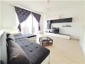 Inchiriere apartament 2 camere, decomandat, Avantgarden3, mobilat/util