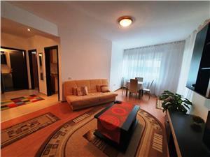 Inchiriem Apartament 2 Camere Decomandat Modern Racadau