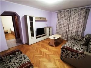 Inchiriem Apartament 2 Camere Mobilat  Semidecomandat Centru