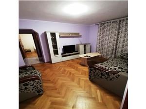 Inchiriem Apartament 2 Camere, Mobilat, Semidecomandat, Centrul Ci