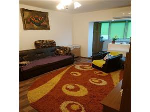 Vanzare apartament 3 camere semidecomandat zona Gemenii
