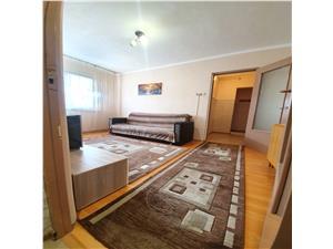 Vanzare apartament 3 camere, Zona Florilor, renovat,mobilat, utilat,