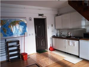 Inchiriem Apartament 2 Camere Partial Mobilat pe 2 NIVELE Garii