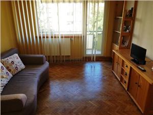Inchiriem Apartament 2 Camere Mobilat Semidecomandat Centrul Civic