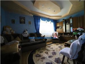 Vanzare apartament 3 camere decomandat zona Craiter