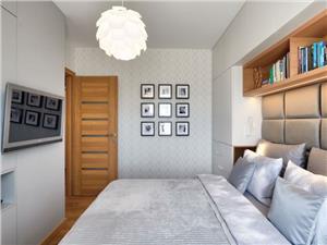 Apartament 4 camere cu terasa - 5minute parc Carol