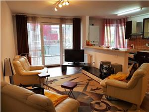Inchiriem Apartament 3 Camere,Mobilat, Open Space Avantgarden