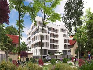 Apartament 2 camere nou lux Padurea Baneasa