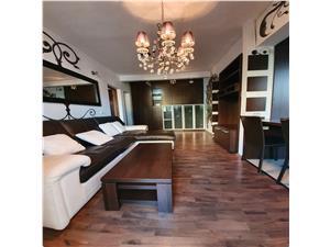 Inchiriere apartament 3 camere, zona Grivitei, gama Lux, etajul 2