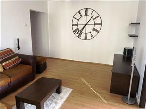 Inchiriem Apartament 2 Camere Mobilat Semidecomandat  Centrul