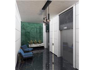 Apartament 4 camere terasa si curte Baneasa
