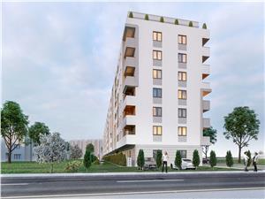 Oferta! Apartament nou cu terasa metrou Nicolae Teclu
