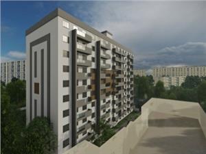Apartament 3 camere nou Parc Carol