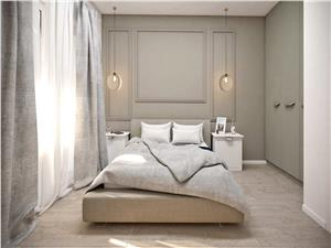 Apartament nou 3 camere Porche Pipera
