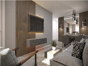 Apartament nou 4 camere Porche Pipera
