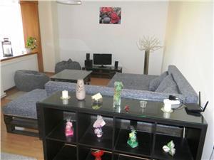 Inchiriem Apartament 2 Camere, Decomandat,Mobilat, Centru Civic