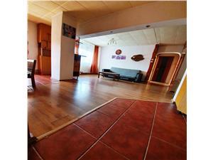 Inchiriere apartament 3 camere, decomandat, Racadau, mobilat/utilat
