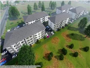 Apartament 3 camere Popesti Leordeni