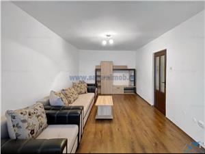 Vanzare apartament 2 camere  decomandat mobilat utilat etaj intermediar  zona Centrul Civic