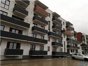 Vanzare apartament 2 camere tip studio  in bloc nou zona Tractorul